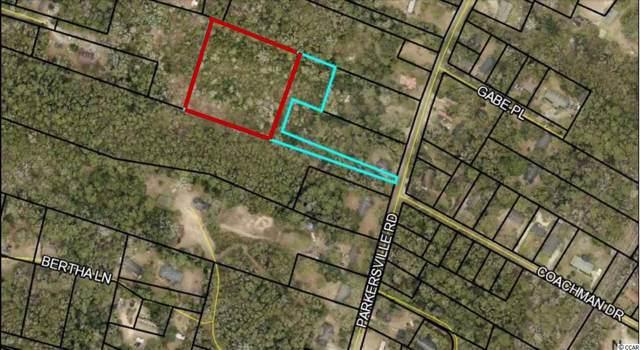 TBD Parkersville Rd., Pawleys Island, SC 29585 (MLS #1925491) :: United Real Estate Myrtle Beach