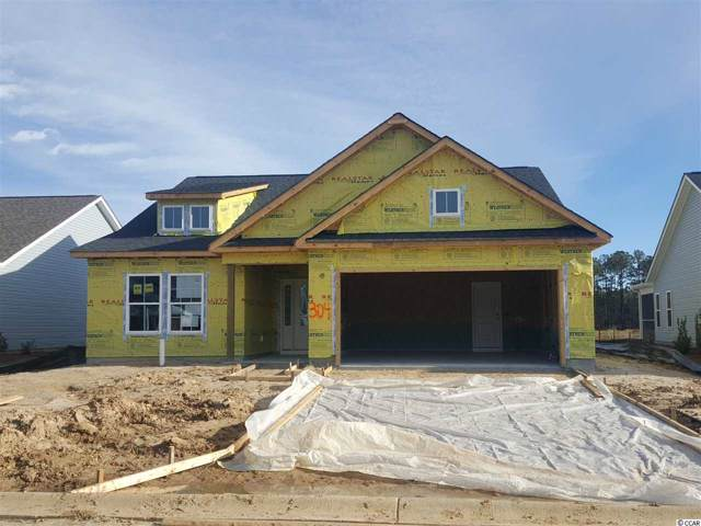 1236 Palm Crossing Dr., Little River, SC 29566 (MLS #1925496) :: The Hoffman Group