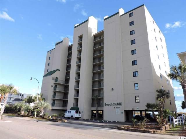 4505 S Ocean Blvd. 6C, North Myrtle Beach, SC 29582 (MLS #1925504) :: Leonard, Call at Kingston