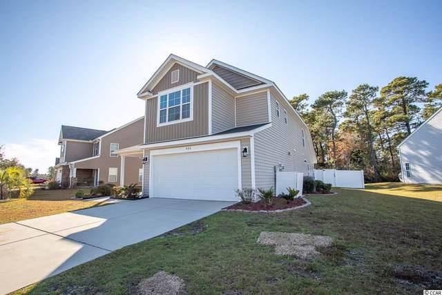 404 Stafford Dr., Myrtle Beach, SC 29579 (MLS #1925516) :: SC Beach Real Estate