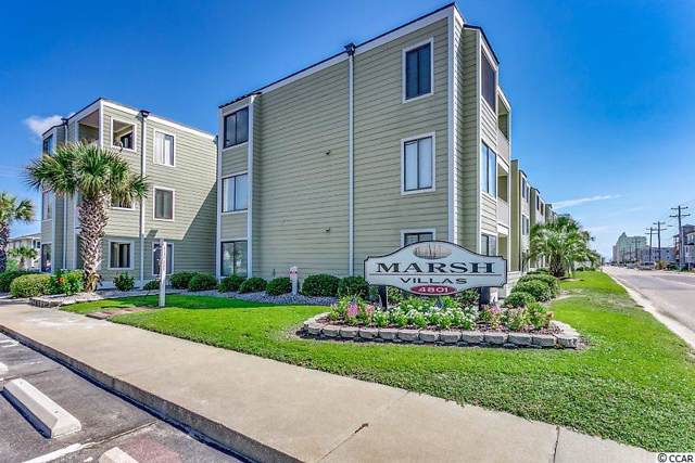 4801 N Ocean Blvd. 1F, North Myrtle Beach, SC 29582 (MLS #1925535) :: SC Beach Real Estate