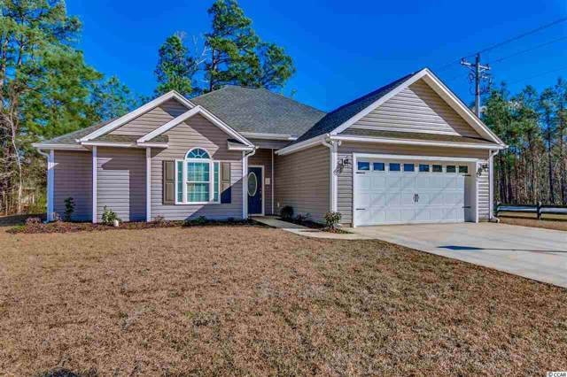 504 Oakham Dr., Conway, SC 29527 (MLS #1925545) :: The Litchfield Company