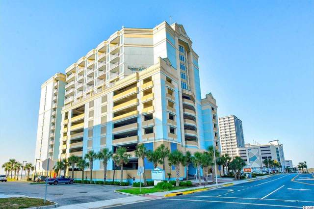 2501 S Ocean Blvd. #827, Myrtle Beach, SC 29577 (MLS #1925573) :: SC Beach Real Estate