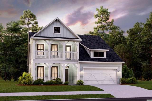 864 Gammon Dr., Myrtle Beach, SC 29579 (MLS #1925610) :: The Lachicotte Company