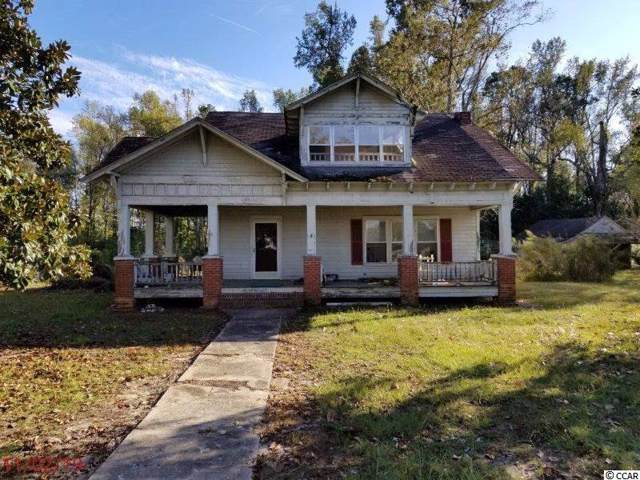 112 E County Line Rd., Hemingway, SC 29554 (MLS #1925638) :: Leonard, Call at Kingston