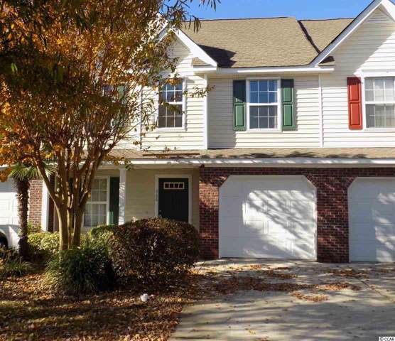 466 Swanson Dr. #466, Myrtle Beach, SC 29579 (MLS #1925646) :: The Trembley Group | Keller Williams