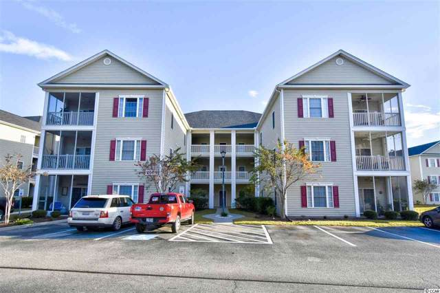 2060 Crossgate Blvd. #101, Surfside Beach, SC 29575 (MLS #1925665) :: SC Beach Real Estate