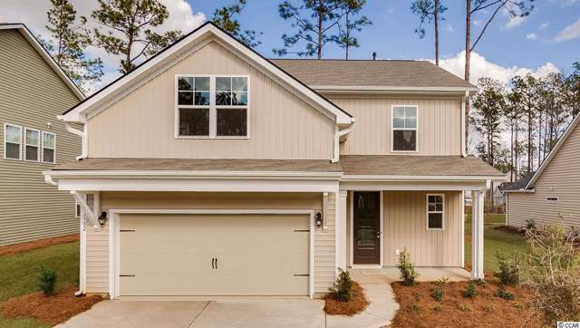 2645 Stellar Loop, Myrtle Beach, SC 29577 (MLS #1925668) :: The Litchfield Company