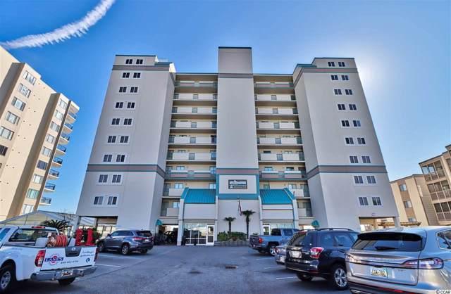 2507 S Ocean Blvd. #503, North Myrtle Beach, SC 29582 (MLS #1925674) :: United Real Estate Myrtle Beach