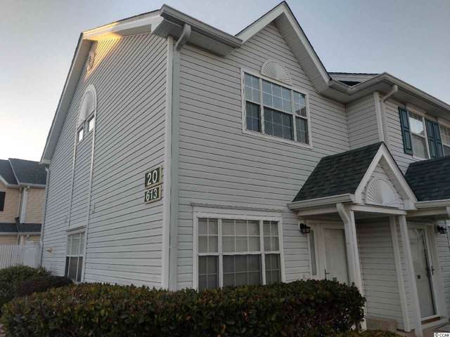 613 2nd Ave. S 20A, North Myrtle Beach, SC 29582 (MLS #1925675) :: Berkshire Hathaway HomeServices Myrtle Beach Real Estate