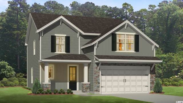 2702 Stellar Loop, Myrtle Beach, SC 29577 (MLS #1925676) :: The Litchfield Company