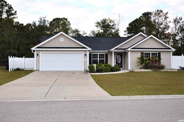 332 Beulah Circle, Conway, SC 29527 (MLS #1925705) :: United Real Estate Myrtle Beach