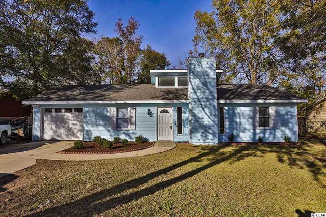 605 Goosecreek Dr., Myrtle Beach, SC 29588 (MLS #1925709) :: United Real Estate Myrtle Beach