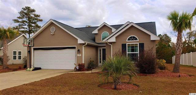 140 Marsh Hawk Dr., Myrtle Beach, SC 29588 (MLS #1925713) :: The Trembley Group | Keller Williams
