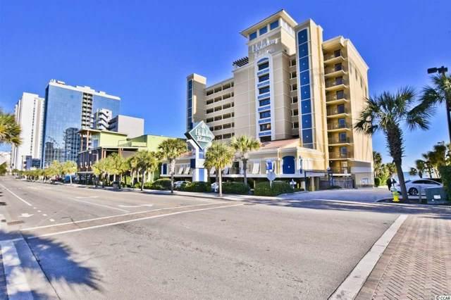 1200 N Ocean Blvd. #512, Myrtle Beach, SC 29577 (MLS #1925721) :: Right Find Homes