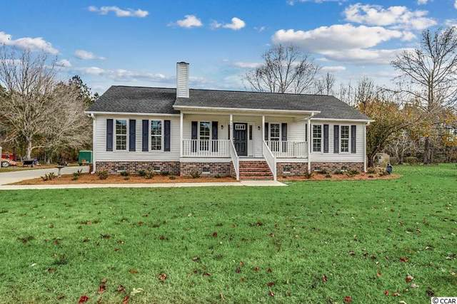 3579 Steamer Trace Rd., Conway, SC 29527 (MLS #1925739) :: The Lachicotte Company