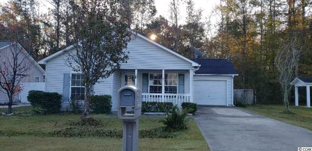 9684 Conifer Ln., Murrells Inlet, SC 29576 (MLS #1925741) :: James W. Smith Real Estate Co.
