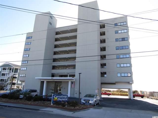 5806 N Ocean Blvd. N Ph-2, North Myrtle Beach, SC 29582 (MLS #1925777) :: The Lachicotte Company