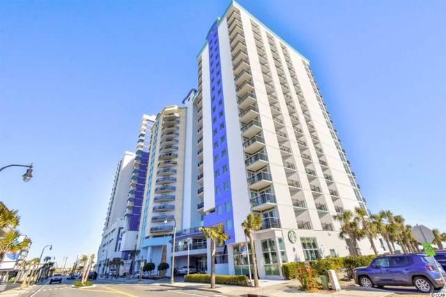 504 N Ocean Blvd. #406, Myrtle Beach, SC 29577 (MLS #1925785) :: SC Beach Real Estate