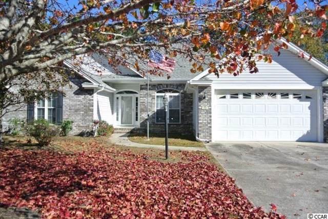 9562 Indigo Creek Blvd., Murrells Inlet, SC 29576 (MLS #1925798) :: James W. Smith Real Estate Co.