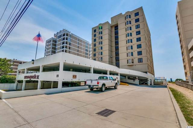6108 Ocean Blvd. N #201, North Myrtle Beach, SC 29582 (MLS #1925809) :: The Lachicotte Company