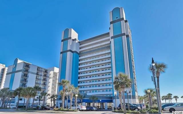 2301 N Ocean Blvd. N #136, Myrtle Beach, SC 29577 (MLS #1925825) :: SC Beach Real Estate