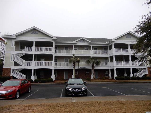 6015 Catalina Dr. #833, North Myrtle Beach, SC 29582 (MLS #1925829) :: The Lachicotte Company
