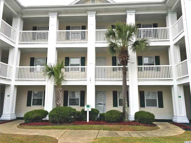 561 White River Dr. 11H, Myrtle Beach, SC 29579 (MLS #1925863) :: Jerry Pinkas Real Estate Experts, Inc