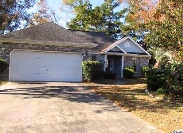 109 Old Carriage Ct., Myrtle Beach, SC 29588 (MLS #1925876) :: Jerry Pinkas Real Estate Experts, Inc
