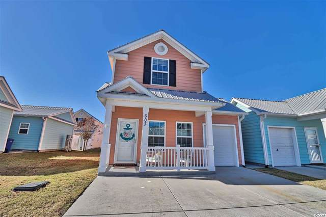 607 Surfsong Way #1, North Myrtle Beach, SC 29582 (MLS #1925883) :: Coastal Tides Realty
