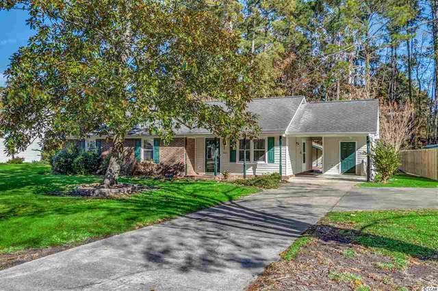 343 Red Fox Rd., Myrtle Beach, SC 29579 (MLS #1925887) :: Jerry Pinkas Real Estate Experts, Inc