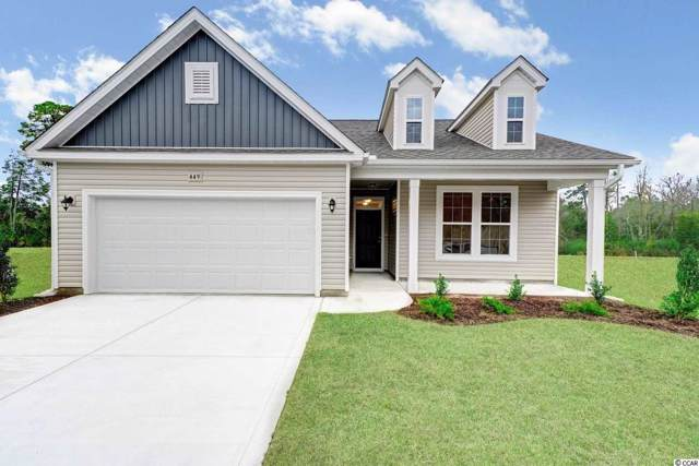 449 Shaft Pl., Conway, SC 29526 (MLS #1925901) :: Coastal Tides Realty