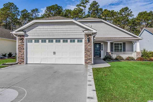1612 Hack Ct., Surfside Beach, SC 29575 (MLS #1925925) :: Coastal Tides Realty