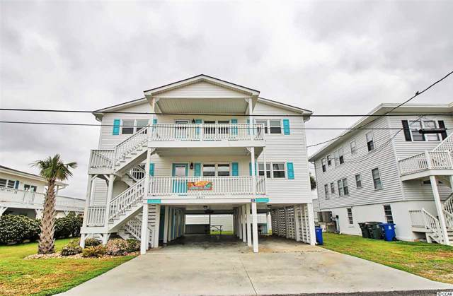 3807 Lake Dr., North Myrtle Beach, SC 29582 (MLS #1925931) :: Garden City Realty, Inc.