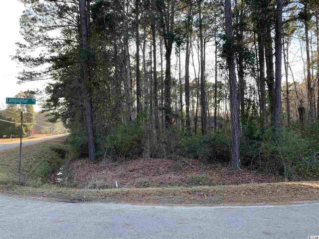 TBD Shady Branch Rd., Myrtle Beach, SC 29588 (MLS #1925947) :: Coastal Tides Realty