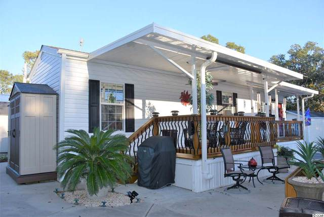 414 2nd Ave. S, Myrtle Beach, SC 29577 (MLS #1925953) :: The Lachicotte Company