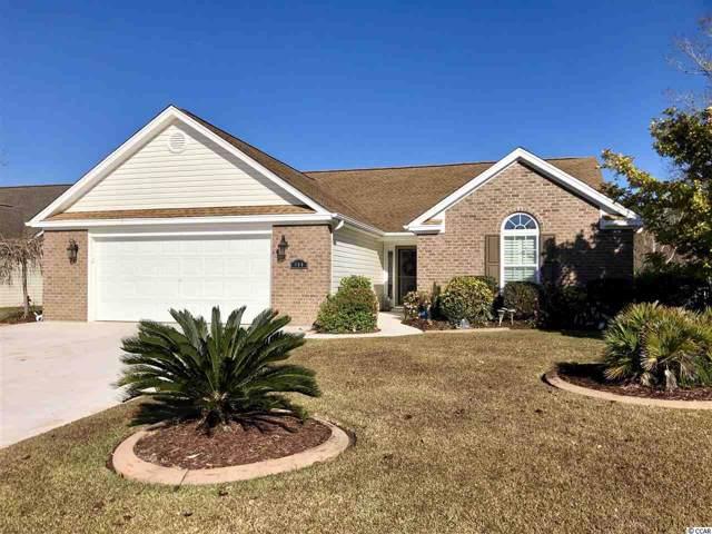 944 Dunrobin Ln., Myrtle Beach, SC 29588 (MLS #1925956) :: James W. Smith Real Estate Co.