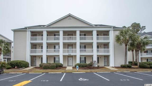5010 Windsor Green Way #303, Myrtle Beach, SC 29579 (MLS #1925957) :: SC Beach Real Estate
