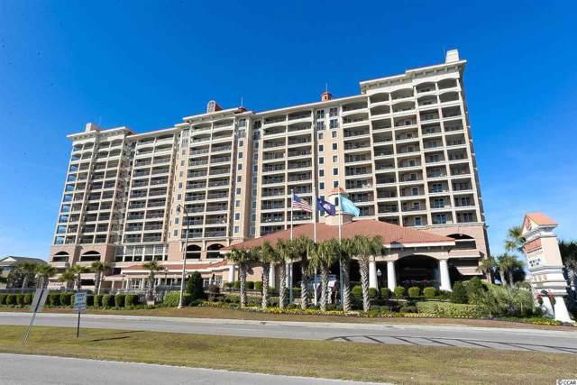 1819 N Ocean Blvd. #1519, North Myrtle Beach, SC 29582 (MLS #1925960) :: James W. Smith Real Estate Co.