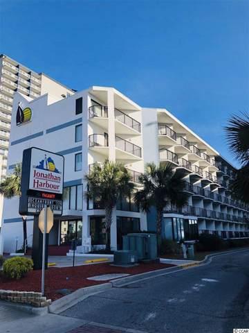 2611 S Ocean Blvd. S #505, Myrtle Beach, SC 29577 (MLS #1925972) :: Garden City Realty, Inc.