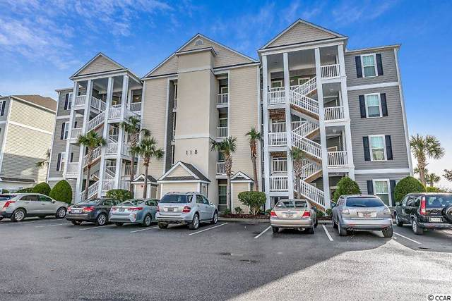 118 Ella Kinley Circle #301, Myrtle Beach, SC 29588 (MLS #1926009) :: James W. Smith Real Estate Co.