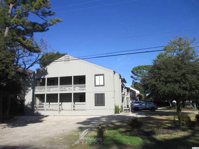 7601 Porcher Dr. #1, Myrtle Beach, SC 29572 (MLS #1926012) :: Hawkeye Realty