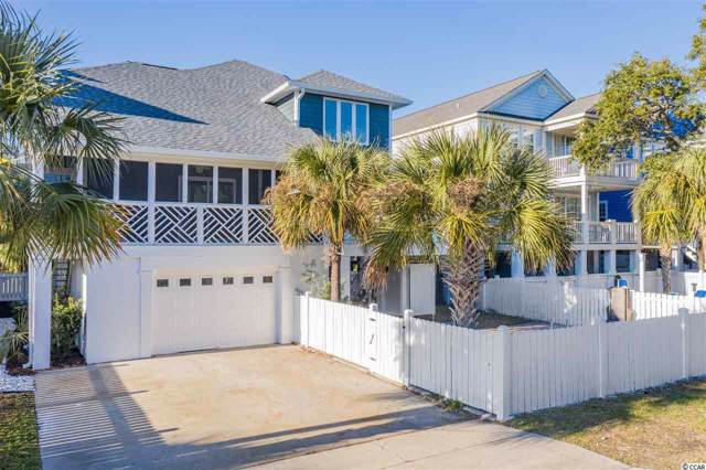 117 N Pinewood Dr., Surfside Beach, SC 29575 (MLS #1926070) :: Garden City Realty, Inc.