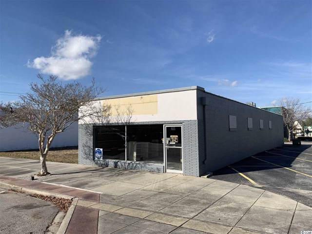 611 Broadway St., Myrtle Beach, SC 29577 (MLS #1926096) :: Garden City Realty, Inc.