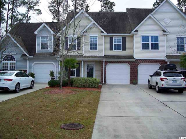 579 Riverward Dr. #579, Myrtle Beach, SC 29588 (MLS #1926099) :: James W. Smith Real Estate Co.