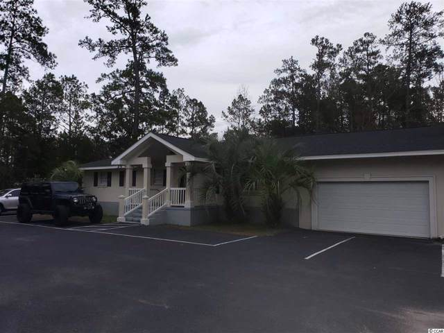 2573 Forestbrook Rd. Unit D, Myrtle Beach, SC 29588 (MLS #1926109) :: The Litchfield Company