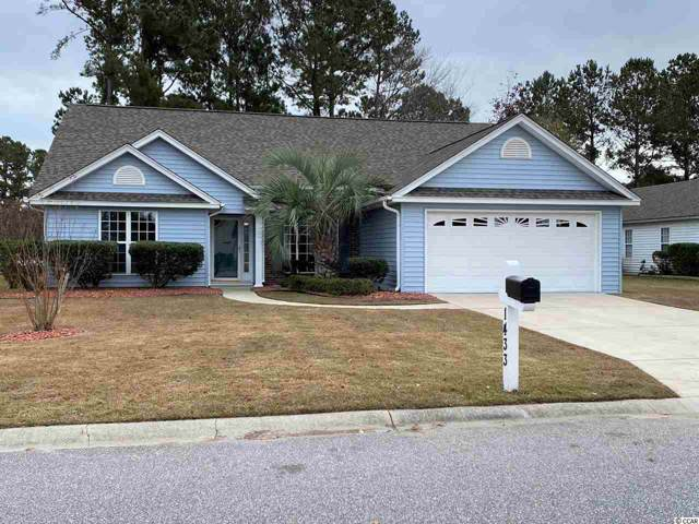 1433 Windwood Crossing, Surfside Beach, SC 29575 (MLS #1926113) :: SC Beach Real Estate