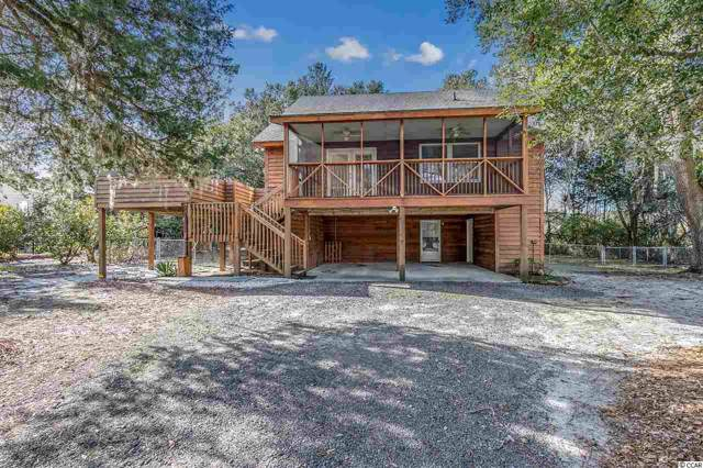 14 Summertime Ln., Pawleys Island, SC 29585 (MLS #1926118) :: James W. Smith Real Estate Co.