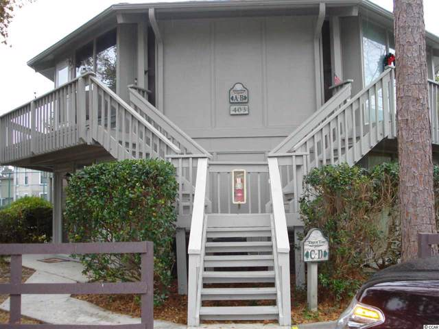 403C Tree Top Ct. 403C, Myrtle Beach, SC 29588 (MLS #1926162) :: Jerry Pinkas Real Estate Experts, Inc