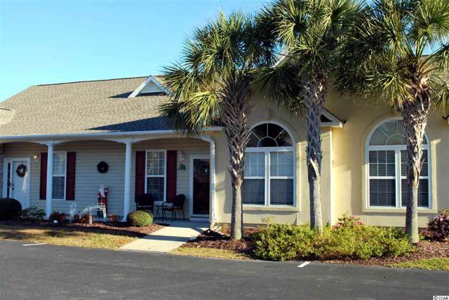 582 Banks Dr. #582, Myrtle Beach, SC 29588 (MLS #1926175) :: The Hoffman Group